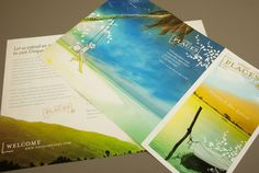 Fully editable Tourism Brochure Template complete with photos and graphics. Travel Brochure Design, Brochure Layout, Travel Itinerary Template, Travel Brochure Template, Magazin Design, Sustainable Tourism, Photography Illustration, Graphic Design Inspiration, Design Ideas