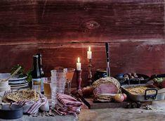 julbord, check-lista, vad ska göras när Scandinavian Christmas, White Christmas, Christmas Tree, Christmas Ideas, Red Houses, Gin Fizz, Electric Blue, Sangria, Christmas Traditions