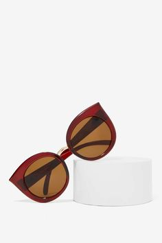 Quay Dream of Me Cat-Eye Shades - Accessories | Eyewear | Quay Sunglasses