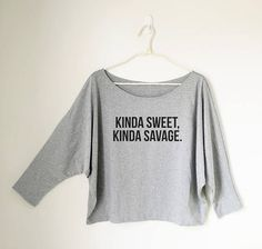 Kinda Sweet Kinda Savage shirt slogan tshirt teen ladies funny humor  inspiration  women gifts womens girls tumblr hipster band merch fangirls teens girl gift girlfriends present