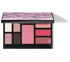 Bobbi Brown Pretty Face Palette.  Love the soft brown tones for the eyes and the pinks give your face a healthy glow.
