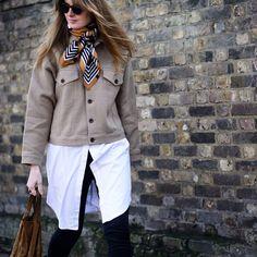 #Le21eme x #AdamKatzSinding • www.Le21eme.com • @SGundelach #StephanieGundelach #London #FW15 #FashionWeek #LFW #England #Street #Style #StreetStyle #Fashion #Mode #Moda #NoFilter
