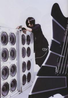 Toshiya. Dir en Grey. Dir En Grey, Jar Gifts, Japanese Artists, Visual Kei, Music Is Life, Goth, Princess, Random, Heart