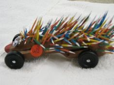 porcupine pinecar clubs pinewoodpinewood derby ideasscout pinewoodcar - Pinewood Derby Car Design Ideas