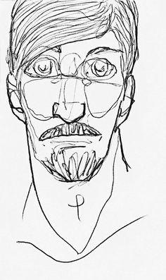 CHIP. Sketch by Consti*