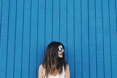 Dulceida: BLUE · SANTA MONICA