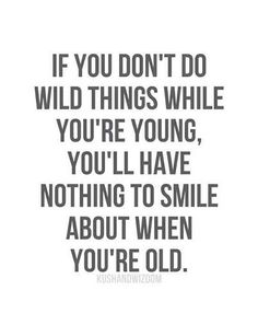 Young, Wild, and Free § ❖ §