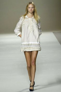 Chloe Dress - Gemma Ward
