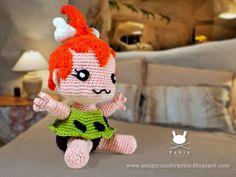 Funny Amigurumi by Pebie