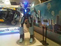 JASA PEMBUATAN BOOTH DISPLAY PAMERAN JAKARTA: Robot Transformers Indonesia dari Daihatsu Ayla He...