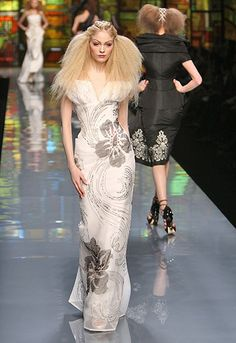 Christian Dior Spring/Summer 2009 Haute Couture