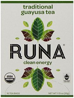 Guayusa is a rare tea from the Amazon. It's light, refreshing, and revitalizing. Since guayusa has more caffeine and #polyphenols than most teas, you get a #boost...