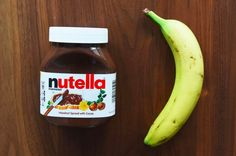 If you have a big food processor, one banana might not be enough. In our recipe, we use two.