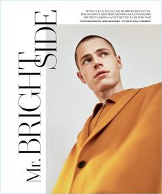 Mr. Bright Side: Jonas Kloch Brings Color to the Pages of DuJour