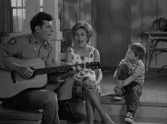 Joanna Moore - Joanna as Peggy on The Andy Griffith Show