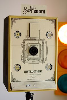 This photo booth has avintagelook withmodern-day technology. The first known working photographic machine was a product of the French inventor T. E. Enjalbert back in March 1889. While the vast ...
