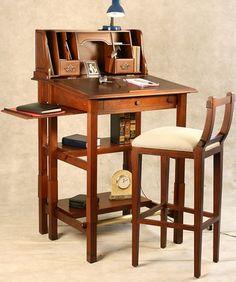Marvelous stand-up desk!