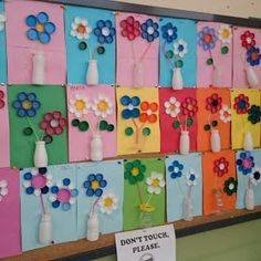 50 Awesome Spring Crafts for Kids Ideas Spring Activities, Craft Activities For Kids, Preschool Crafts, Toddler Art, Toddler Crafts, Spring Crafts For Kids, Art For Kids, Craft Stick Crafts, Paper Crafts