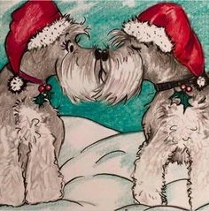 Christmas Schnauzer Love Link: https://www.sunfrog.com/search/?64708&search=schnauzer&cID=62&schTrmFilter=sales