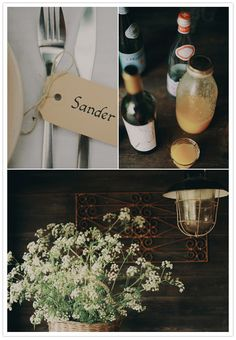 french-country-themed wedding