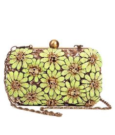 5 elements clutch with sequin flower embroidery, http://www.snapdeal.com/product/5-elements-clutch-with-sequin/1188170909