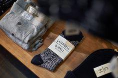 Men's Accessories. #socks #beanie #underwear #menstyle #campbellandhall
