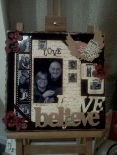 Altered Canvas Splitcoaststampers