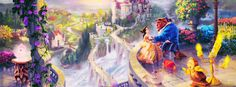 Beauty and the Beast FB Cover