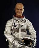 John Glenn, first American to orbit the Earth and Freemason.