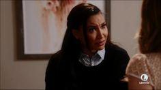 Naya Rivera as Blanca in Devious Maids season 3