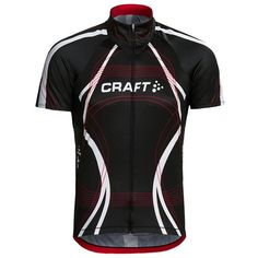 01ca15b9b Craft Sportswear High-Performance Bike Tour Jersey - Short Sleeve