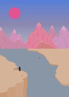 Girls Oasis, Microsoft Paint series
