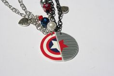 Winter Soldier Captain America Inspired Best by 4SewEclectic