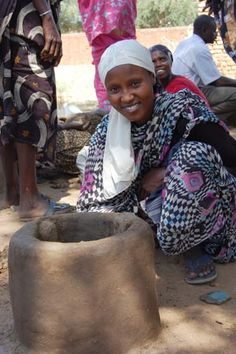 Clean Cookstove Puts Mother's Mind At Ease
