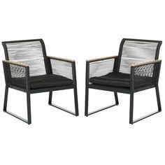 Lenestol Monaco 2 -pk - Loungemøbler - Rusta.com Outdoor Chairs, Outdoor Furniture, Outdoor Decor, Monaco, Home Decor, Homemade Home Decor, Garden Chairs, Decoration Home, Lawn Chairs
