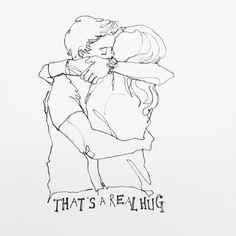 #일러스트레이션 #일러스트 #couple #커플 #드로잉 #illustration #illust #hug #songgee #소옹지 #portfolio #포트폴리오 #컬러링 #drawing