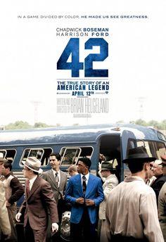 42 Movie Poster #7 - Internet Movie Poster Awards Gallery