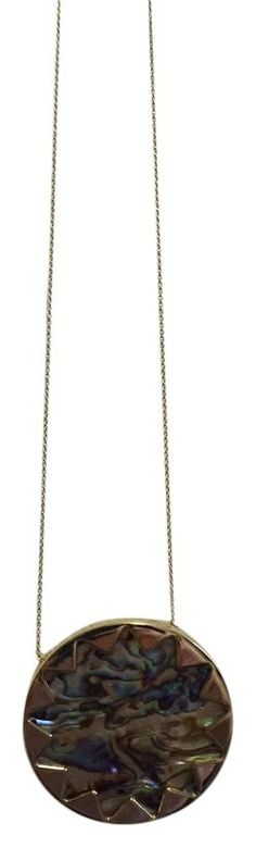 Starburst Abolone Necklace. Get the lowest price on Starburst Abolone Necklace and other fabulous designer clothing and accessories! Shop Tradesy now