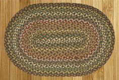Capitol Earth Rugs 00-051 Fir-Ivory Jute Braided Rug by Capitol Earth Rugs. $15.30. Design is stylish and innovative. Satisfaction Ensured.. Great Gift Idea.. width: 15. height: 0.25. length: 10. 100% Jute Oval Braided Rug. Jute is naturally repels water, fire retardant, mildew resistant and is an extremely durable material. It is one of the strongest natural material known to man. Since jute is naturally fire retardant, any of our rugs can be used as hearth rugs. l...