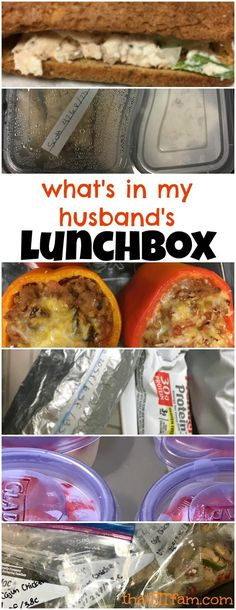whats in my husband