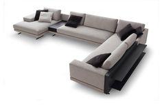 Mondrian Sofa by J. M. Massaud for Poliform