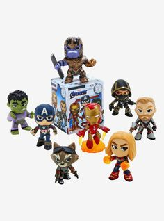 The Avengers are back and they're ready to do what they do best! Assortment from Marvel Avengers includes 12 different characters.Sorry, no choice or tallVinylImportedBy Funko Captain Marvel, Marvel Avengers, Chocolate Frog, Funko Mystery Minis, Artist Alley, Lynda Carter, Women Figure, War Machine, Comic Artist