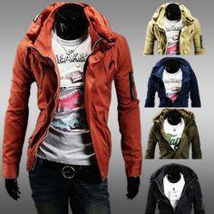 Survivalist Outdoor Jacket
