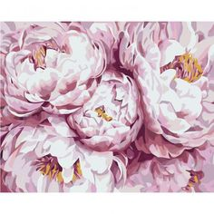 Cross Stitch Kits, Beads Embroidery Kits, Gobelin Kits, Diamond painting kits, Paint by number Peony Painting, Diy Painting, Paint By Number Kits, Paint By Numbers, Flower Drawing Tutorials, Bead Kits, Painted Pots, Hanging Pictures, Cross Stitch Kits