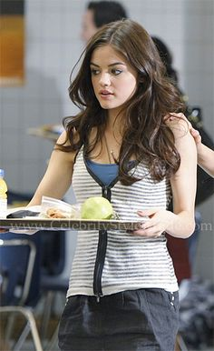 pretty little liars-Aria
