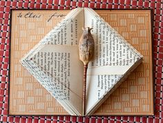 Altered Book: Let the World Speak for Itself | Flickr - Photo Sharing!