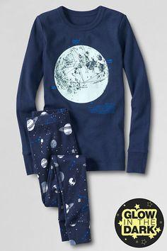 Magasinez le Pyjamas 3 pièces qui brillent dans le noir à ...