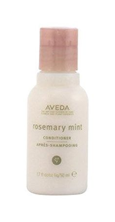 Aveda Rosemary Mint Conditioner 1.7oz Travel Size by Rosemary Mint -- Trust me, this is great! Click the image. : Travel toiletries