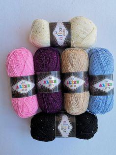 super soft yarn pastels Bambola viscose yarn