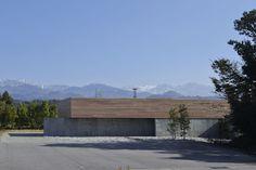 Mount Fuji Architects Studio, Ryota Atarashi · House toward Tateyama